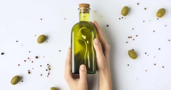 Маска – скраб для губ оливковая