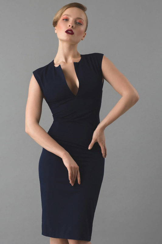 Платье – футляр  в тренде