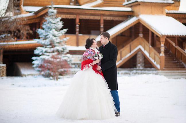 Свадьба в тереме