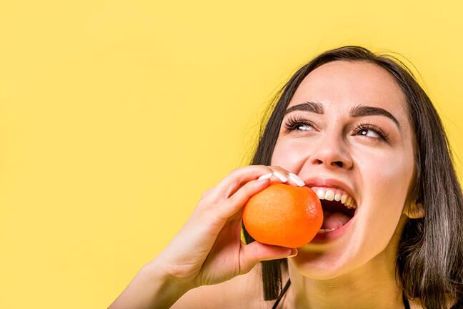 мандарины прекрасно борются со стрессом помогают худеть