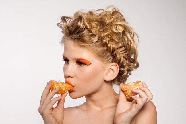мандарины принесут пользу вашему организму, будите худеть