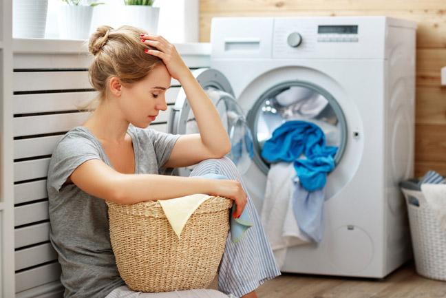 Когда стиральная техника выходит из строя