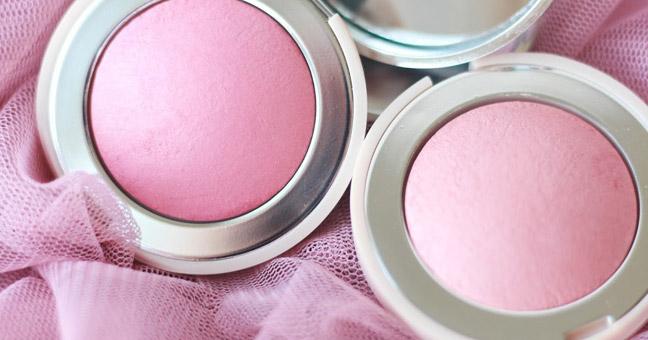 розовый оттенок румян