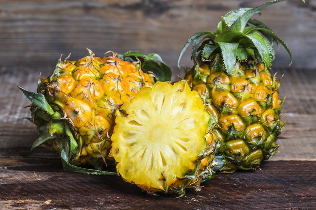 Источник бромелаина – растительного фермента, ускоряющего метаболизм