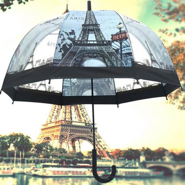 зонт на 8 марта