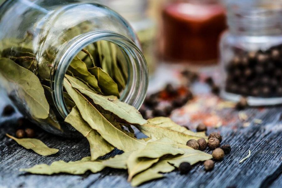лавровый лист благотворно влияет на здоровье