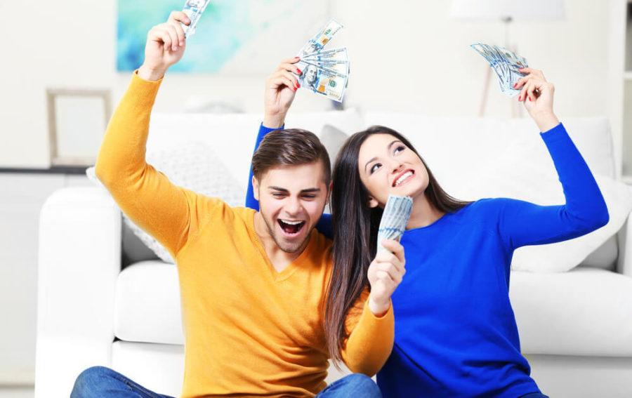 Не все пары ведут семейный бюджет