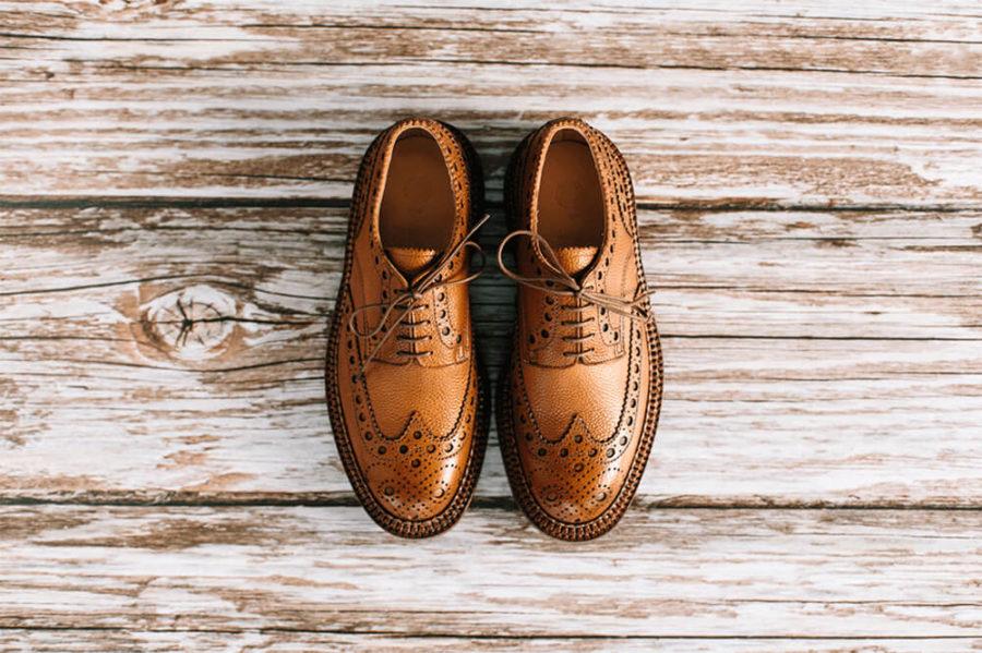 Протереть внутреннюю сторону обуви
