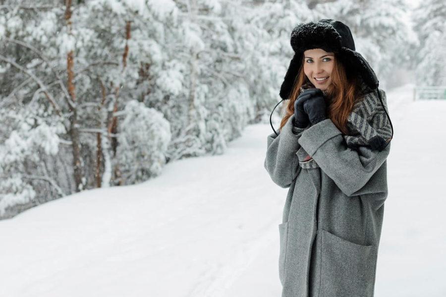 Множество слоев одежды в период холодов не будет лишним.