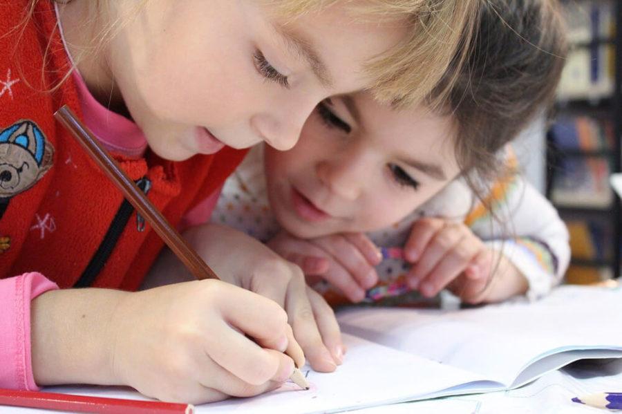 ребенок умел читать к 1- му классу