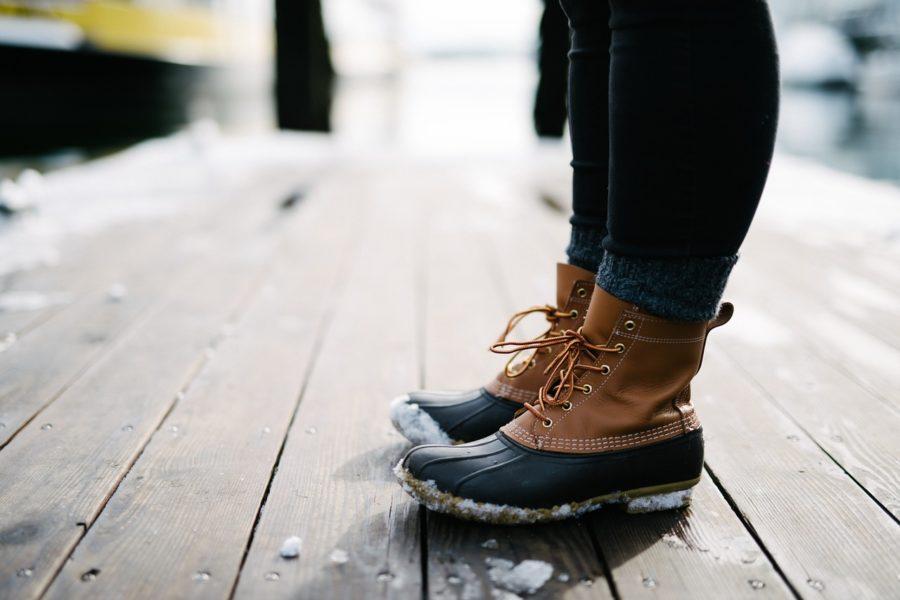 Сушим обувь правильно