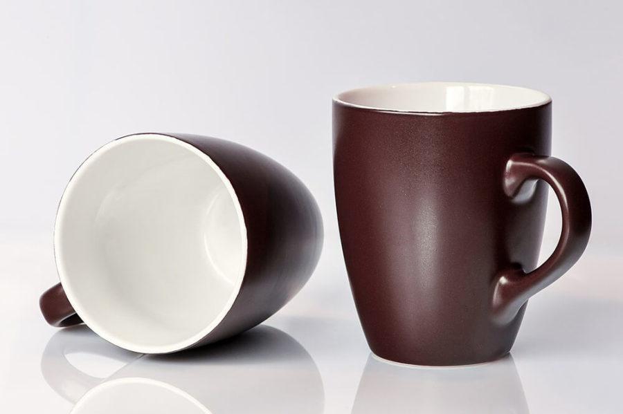 Чашка для кофе в подарок на Новый год