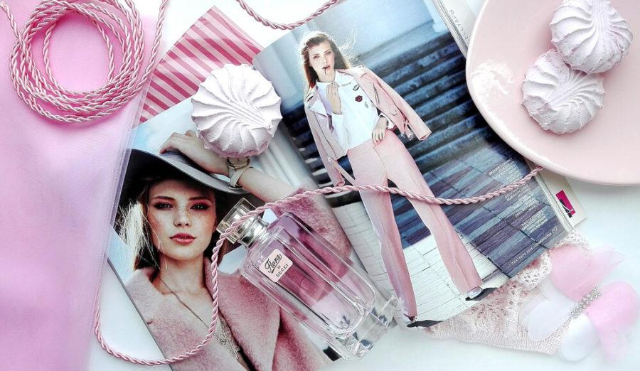 Розовый в тренде этой весной