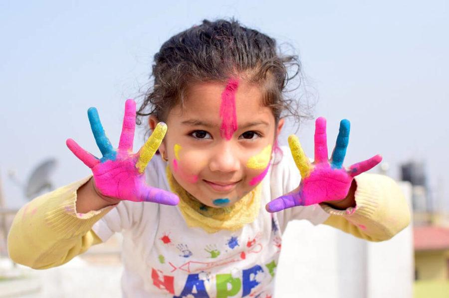 После уроков у ребенка возможен гиперактивный настрой.